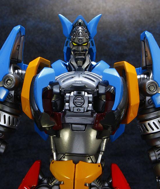 Art Storm - EX合金 ロボ師WORKS:蓋特機器人G
