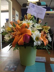 Flowers For Alli (John E. Peakes Insurance Agency) Tags: flowers john day appreciation agency e insurance professionals administrative peakes