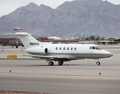 Corporate Eagle Capitol  LLC                  Raytheon Hawker 800XP              N985CE (Flame1958) Tags: las lasvegas raytheon 800 klas hawker businessjet 0413 2013 corporatejet mccarronairport hawker800xp raytheonhawker800xp 800xp executivejet 160413 corporateeaglecapitolllc n985ce corporateeaglecapitol