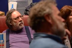 harv listens intently at MSP DL