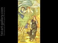 Edward Burne-Jones 'Sponsa da libano' 1891 (ArtTrinArt!!) Tags: sir edward burnejones 18331898