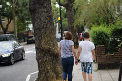 London. (edbarradell) Tags: street london kensington city park town road modern phtography photography 50mm lense nikon d3300