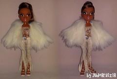 Fabulous Las Vegas Sasha Restyle (JadeBratz18) Tags: bratz passion4fashion passion fashion fashiondoll doll dolls fabulous las vegas sasha jadebratz18 itsgoodtobearealbratz dollover