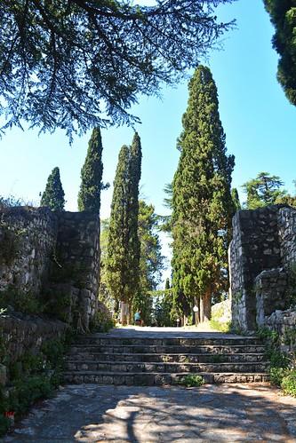 Mogorjelo a Roman villa