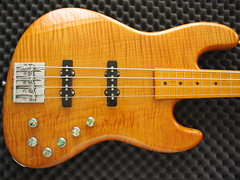 19 (janoutech) Tags: warmoth bass bassporn blonde