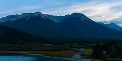Panorama 18 (Adrian De Lisle) Tags: mountains vermilionlakes banff banffnationalpark sundancepeak panorama
