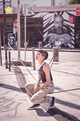 Urban Teen (estrella76t) Tags: outdoorportrait urbanphotography tween teen