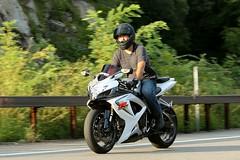 Suzuki GSX-R 1608203631w (gparet) Tags: bearmountain bridge road scenic overlook motorcycle motorcycles goattrail goatpath windingroad curves twisties outdoor vehicle