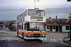Stagecoach Manchester 3080 (B80 PJA) (SelmerOrSelnec) Tags: stagecoachmanchester leyland olympian northerncounties b80pja hyde 346 gmt bus