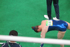 IMG_2919 (Mud Boy) Tags: rio riodejaneiro rio2016 rioolympics2016 rioolympics summerolympics brazil braziltrip brazilvacationwithjoyce 2016summerolympics gymnasticsartisticwomensindividualallaroundfinalga011 gymnasticsartisticwomensindividualallaroundfinal ga011 rioolympicarena zonebarradatijuca gamesofthexxxiolympiad jogosolímpicosdeverãode2016 barraolympicpark thebarraolympicparkbrazilianportugueseparqueolímpicodabarraisaclusterofninesportingvenuesinbarradatijucainthewestzoneofriodejaneirobrazilthatwillbeusedforthe2016summerolympics parqueolímpicodabarra barradatijuca favorite rio2016favorite facebookalbum rio2016facebookalbum riofacebookalbum riofavorite southamerica