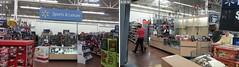 New Sports & Leisure Desk (Retail Retell) Tags: hernando ms walmart desoto county retail project impact supercenter store 5419 remodel black dcor 20 icons interior