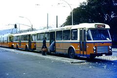 Slide 071-13 (Steve Guess) Tags: belgium belgique belgien belgi  flanders flandre flandern  nmvb sncv vicinal bus oostende ostend