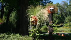 les Pototems (vebests) Tags: fleur jardindesplantesdenantes claudeponti lejardinkadupo decorfloral levoyagenantes2016 nantes loireatlantique france