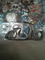 Mercenary: Slammed V (BikerKarl2013) Tags: mercenary slammed v badass motorcycle helmet store biker stuff motorcycles