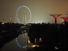 Singapore Flyer (Chayanon Chaowuttikul) Tags: olympus singapore singaporeflyer