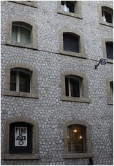 Batiment (arrixaca15) Tags: friche belle mai arquitecture architecture arquitectura marseille marsella france street rue callejera ventanas luz