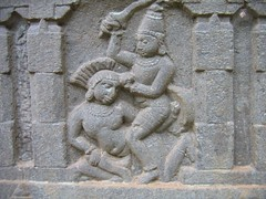 Hosagunda Temple Sculptures Photos Set-1-Erotic sculptures (23)