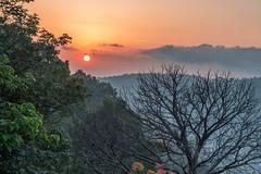 Islamabad- Dusk (aliffc3) Tags: islamabad dusk sunset mountains pakistan nikond750 tamron2470f28 colors evening valley