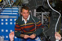 Richard Linnehan (NASA on The Commons) Tags: astronaut endeavour columbia richardlinnehan