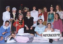 1992-leads (City of Davis Media Services) Tags: 1992 nutcracker