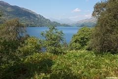 Loch Lomond, Scotland (andrriis) Tags: west highland way scotland hiking loch lomond