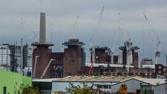 Battersea power station (JOHN BRACE) Tags: battersea power station seen from wandsworth road