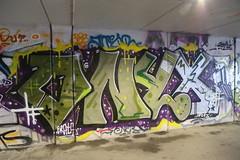 random graffiti (Thomas_Chrome) Tags: graffiti streetart street art spray can wall illegal vandalism tampere suomi finland europe nordic