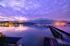 (M.K. Design) Tags:               taiwan nantou yuchi lugu sunmoonlake forest nature sunrise longexposure ultrawide tree lake water travel landscapes scenery