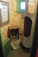 Ketchikan, Alaska - Creek Street - Dolly's House - Urinal (jrozwado) Tags: northamerica usa alaska ketchikan kichxan creekstreet urinal house houseofillrepute brothel dollyshouse museum