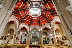 Sacred Hear Catholic Church, Blackpool, Lancashire, UK (1) (Nick Bowman1) Tags: sacredheartchurch sacredheartcatholicchurch uk sonyf2816mmfisheye lancashire sonya99 blackpool england unitedkingdom gb