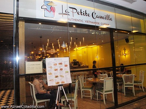 Le Petite Camille restaurant photo by Azrael Coladilla