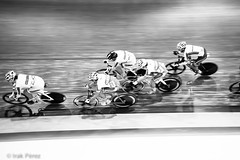 Puntos (40km) (Irak Prez) Tags: sports bike mexico cycling bicicleta ciclismo panning pista velo velodrome deportes feb13 panamericano pcg trackcycling velodromo veldromo panningshot 2013 paneo cnar ciclismodepista campeonatopanamericanodepista mximorojas