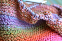 My current piece of knitting :) (Lo766) Tags: winter color colour wool 50mm nikon colours yarn odc photosunday explored 2013 stickigt ourdailychallenge fotosondag odc3 lo766 fs130210