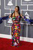55th Annual GRAMMY Awards held at Staples Center - Arrivals Featuring: Lila Downs