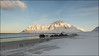 Beach at Flakstad (geospace) Tags: winter norway snowylandscape lofotenislands utatafeature beachwithsnow afszoomnikkor2470mmf28ged
