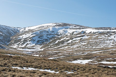 Snow on the moors (brassbounder) Tags: england snow reservoir moors westyorkshire holmfirth digley