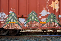 Plantrees (Hunter Photography !) Tags: train de graffiti freight plantrees planttrees hunterphotography benching