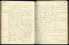 Glenartney school log book, 1939 (P&KC Archive) Tags: school girls boys children community education war perthshire teacher archives ww2 20thcentury comrie localhistory ecsochistory