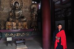DSC_0768 (yackshack) Tags: travel nikon asia asien north buddhism korea explore monch mnch corea dprk coreadelnorte nordkorea d5000 coredunord coreadelnord   dvrk