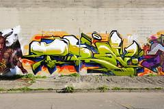 TRAV (STILSAYN) Tags: california graffiti oakland bay area trav 2013