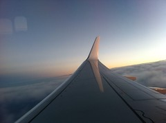 Wing Tip (Simon_sees) Tags: travel vacation sky cloud holiday plane airplane evening fly flying dj view transport wing jet australia aeroplane commute passenger boeing 737 wingtip virginaustralia uploaded:by=flickrmobile flickriosapp:filter=nofilter