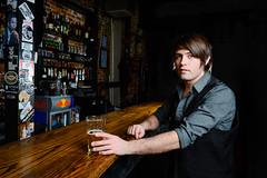 What Looks Like Crazy - DJ Zaruba (Melissa Terry) Tags: portrait music beer rock bar promo dj photoshoot norfolk band pop va vest virginiabeach poprock 757 hellskitchen d600 ab800 wllc melissaterry whatlookslikecrazy djzaruba