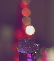 Vintage Dreams (northernshy) Tags: glass bokeh amethyst
