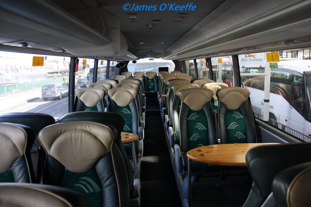 Bus Eireann Tours To Uk