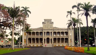 Honolulu Iolani Palace