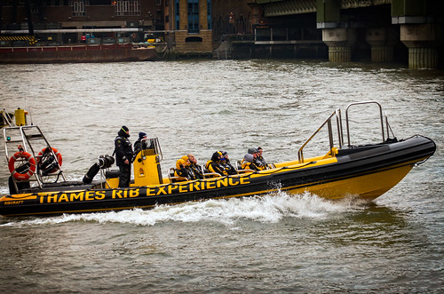 1855mmvr d5100 london nikon perfecteffects rib thames thamesribexperience boat lightroom rigidinflatableboat river transport water creativecommons