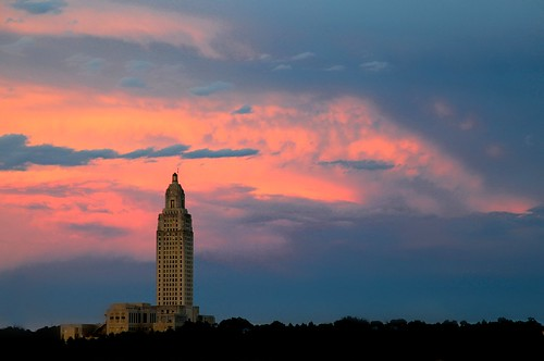 State Capital of Louisiana
