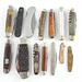 1032. (14) Assorted Vintage Pocket Knives