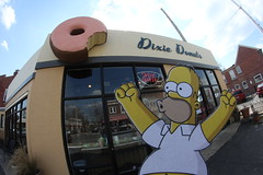 Dixie Donuts in Richmond, VA (Carytown) (Gamma Man) Tags: dixie donut donuts dixiedonuts dixievirginia dixieva dixiedonutsrva dixiedonutscarytown dixiedonutsrichnmond homersimpson simpsons ric rva va richmond richmondva richmondvirginia carytownva carytownvirginia canon canon60d elichristman elijahchristman elijahjameschristman elichristmanrva elijahchristmanrva elichristmanphotography photography fisheye fisheyelens homer ejc elijahchristmanphotograph elichristmanrichmondvirginia elichristmanvirginia elijameschristman elichristmanrichmondva elijahchristmanrichmondva elijahchristmanrichmondvirginia