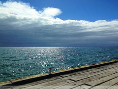 mar13 922 (raqib) Tags: blue sea sky beach mobile pier australia melbourne rc frankston iphone shadesofblue frankstonpier raqib raqibchowdhury
